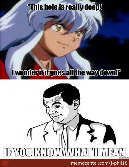 If You Know What Inuyasha Means...