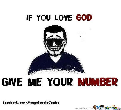 If You Love God