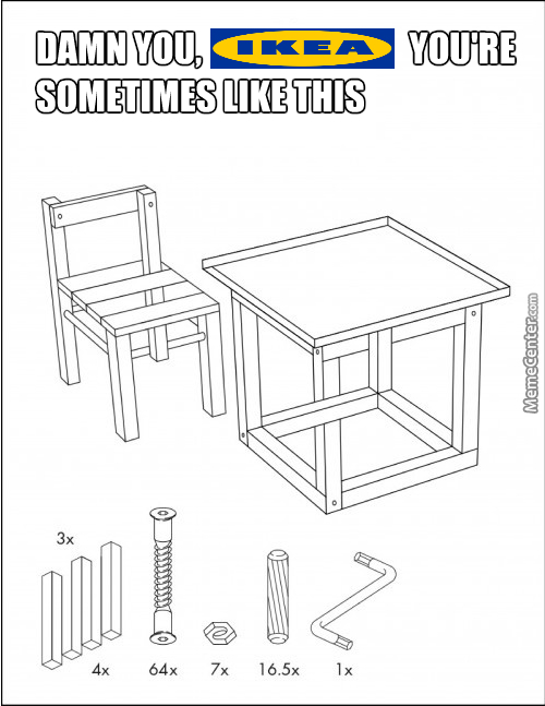 ikea manuals_o_5557017 ikea memes best collection of funny ikea pictures,Ikea Instructions Meme