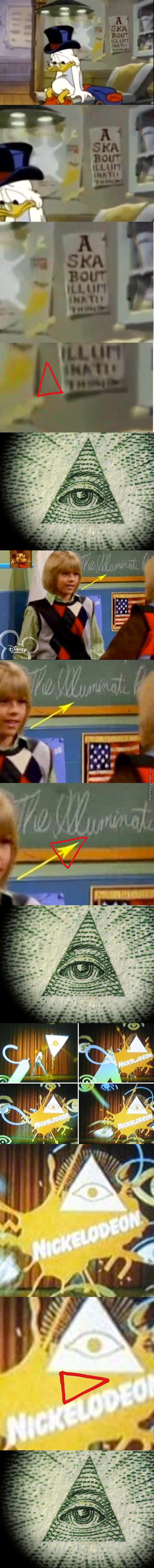 Illuminati Everywhere