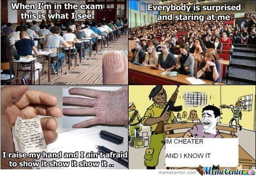 Im Cheater And I Know It