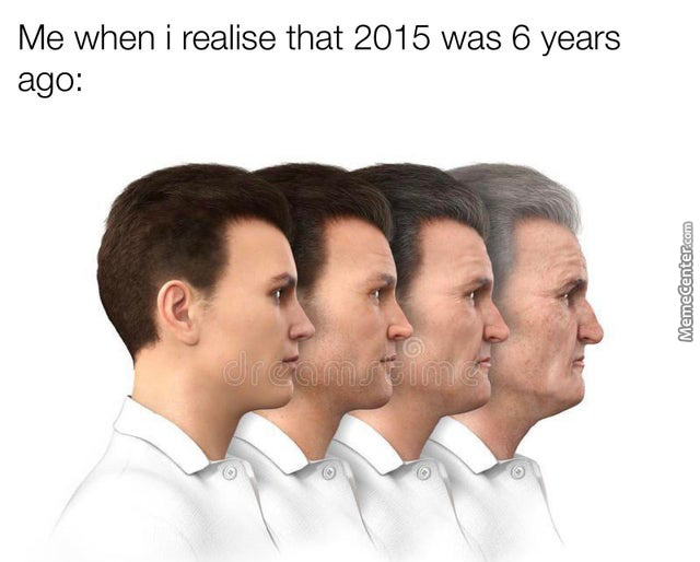 I'm Getting Old