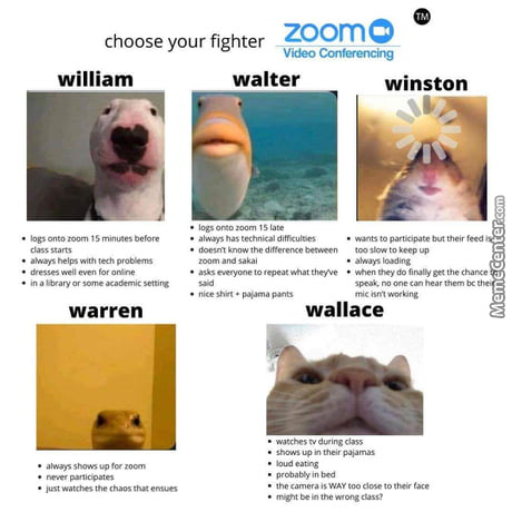 Im Walter Cause I'M Failing All My Classes