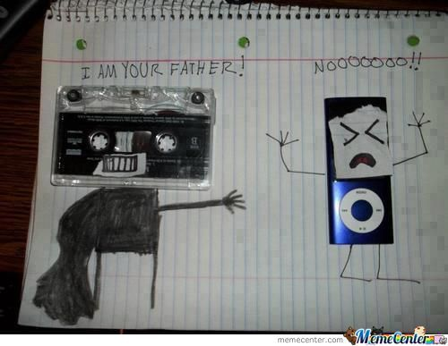 I'm Your Father!!!