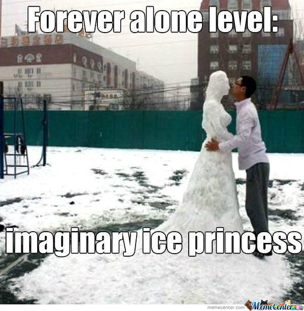 Imaginary Ice Princess