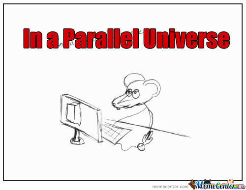 In A Parallel.....