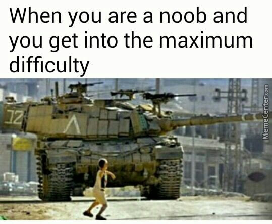 In Dark Souls We Don't Have To Put In The Maximum Difficulty!