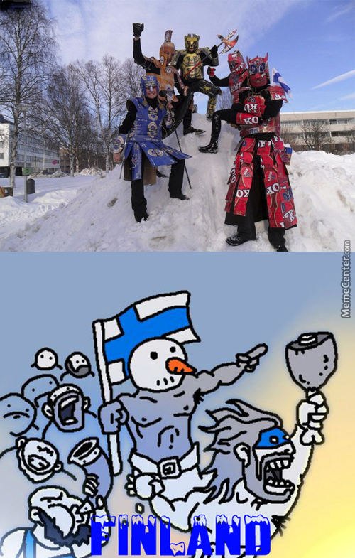 In Finland We Alcohol