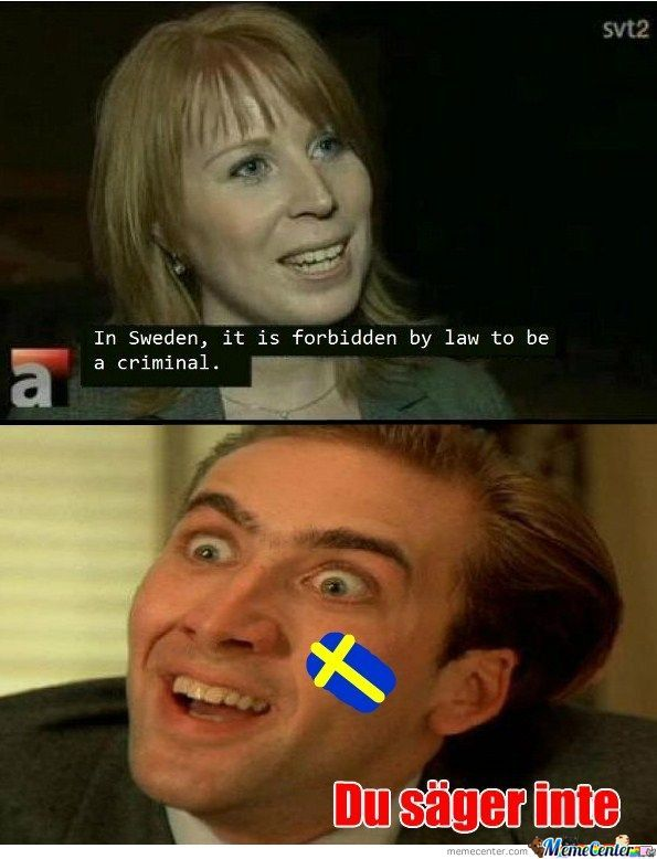 in sweden_o_679547 in sweden by ducani meme center,Sweden Memes