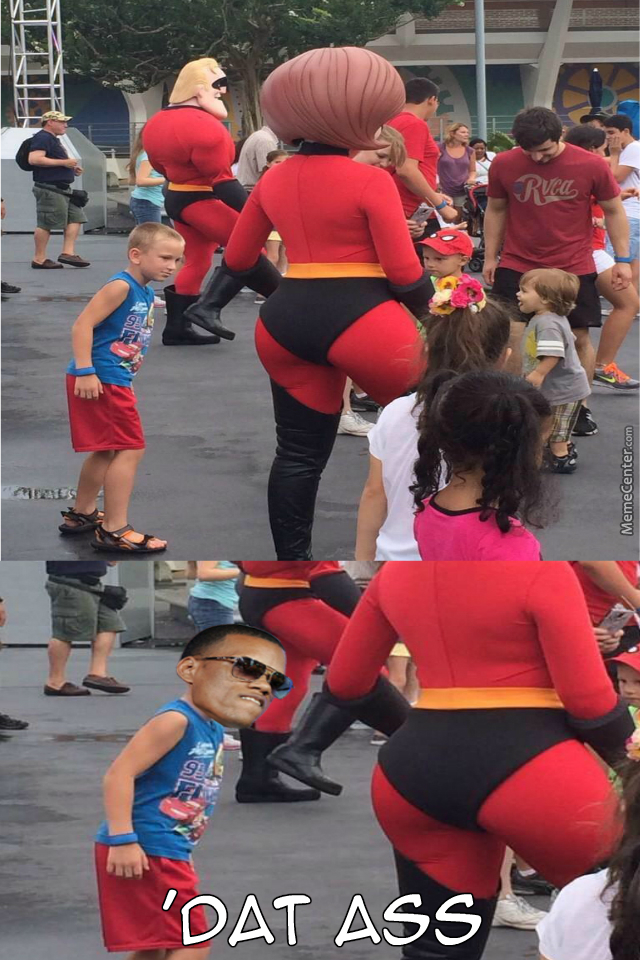 the incredibles porn ass