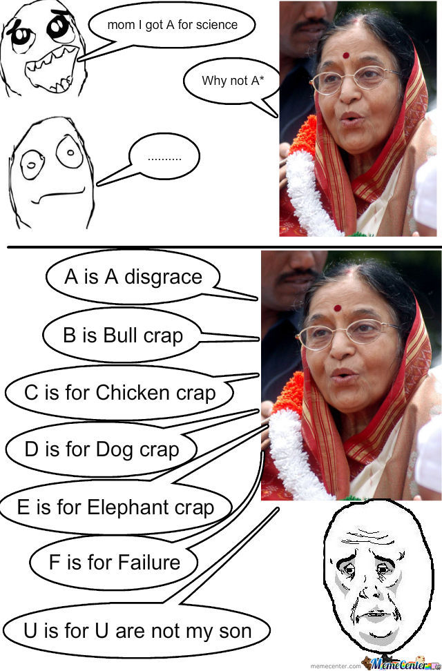 Indian Parent
