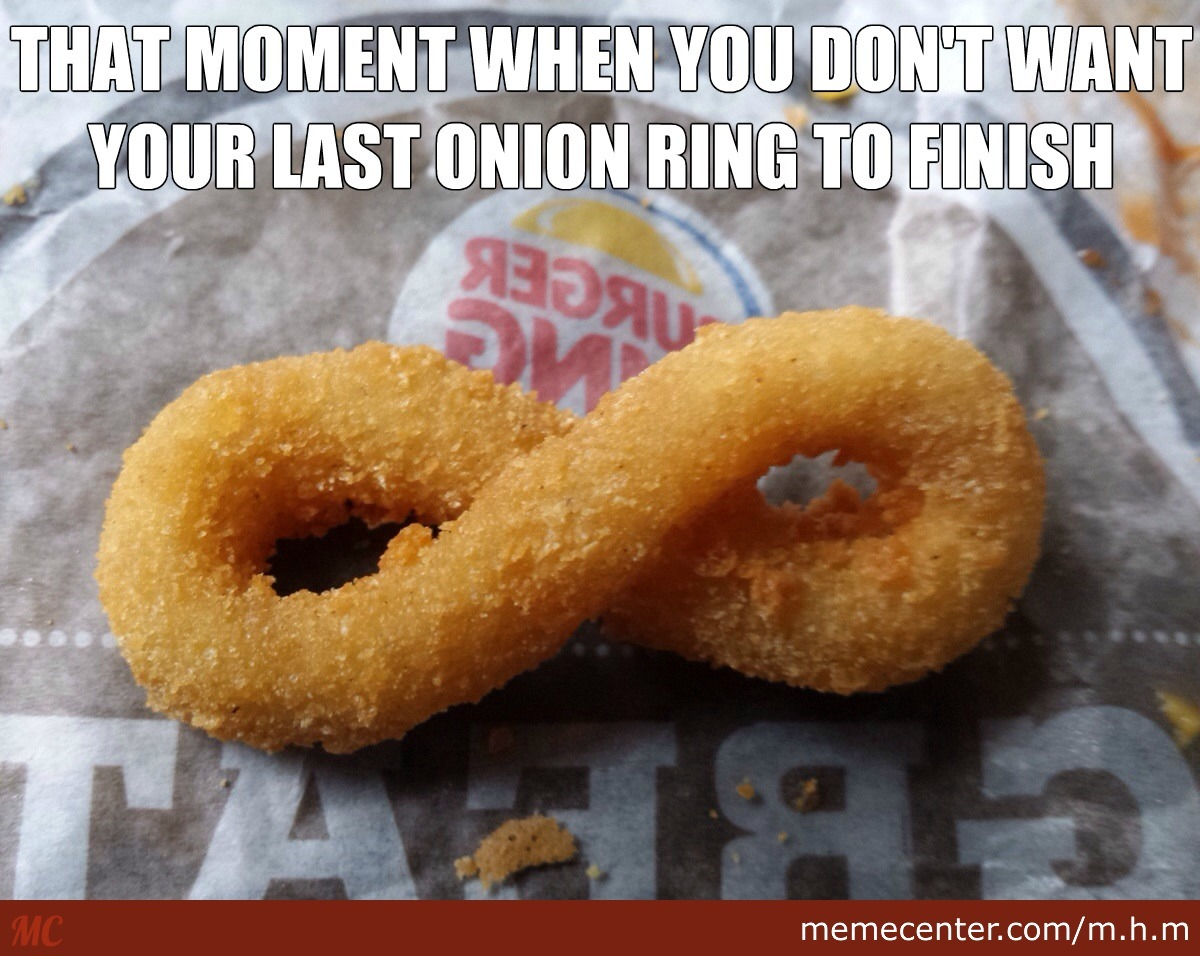 how to make onoins rings with frypan