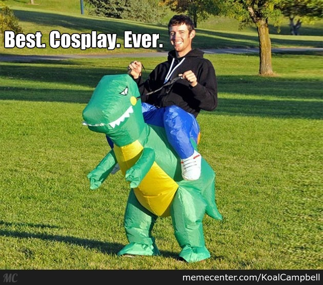 inflatable dinosaur costume_o_2534883 inflatable dinosaur costume by koalcampbell meme center