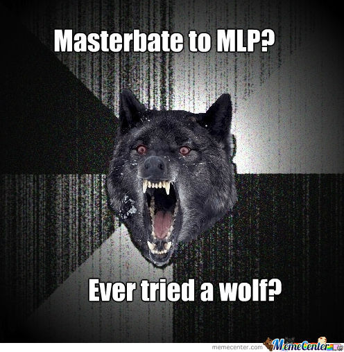 Insanity Wolf Just Bein-...o_O