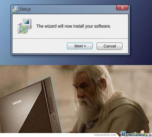 Installation Wizards