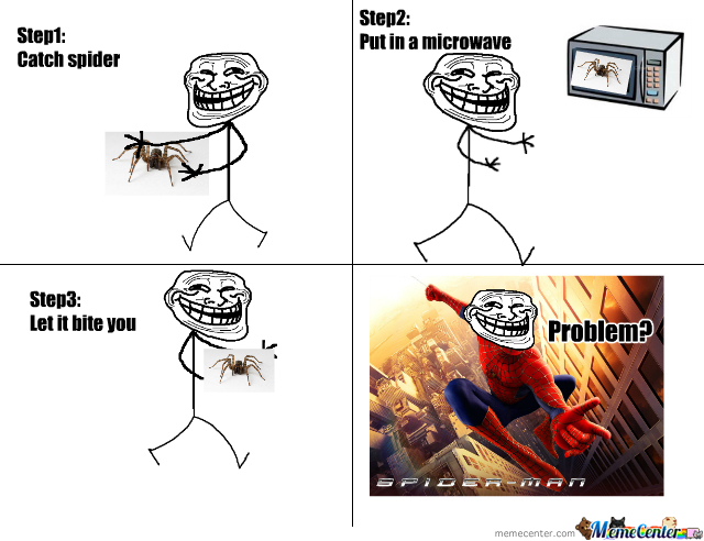 Instant Spider Powers