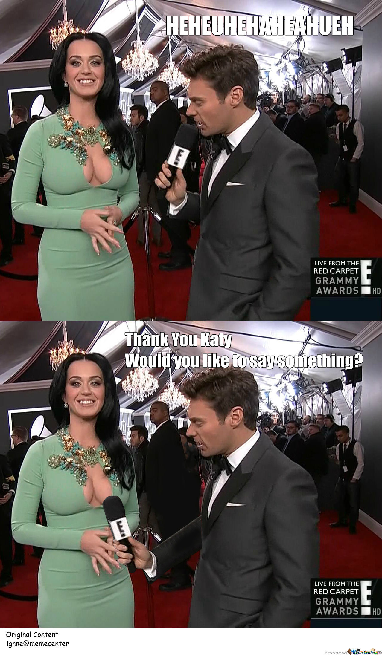 Interview With Katy