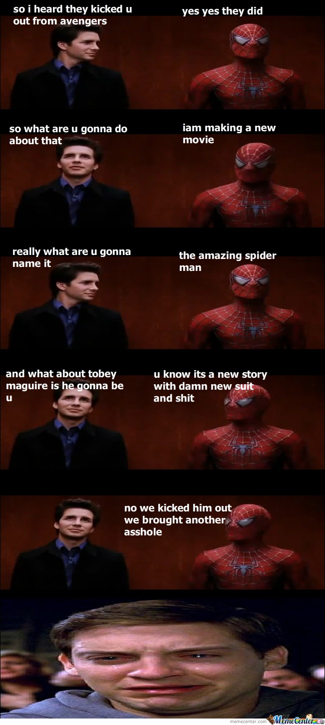 Interview With Spider Man