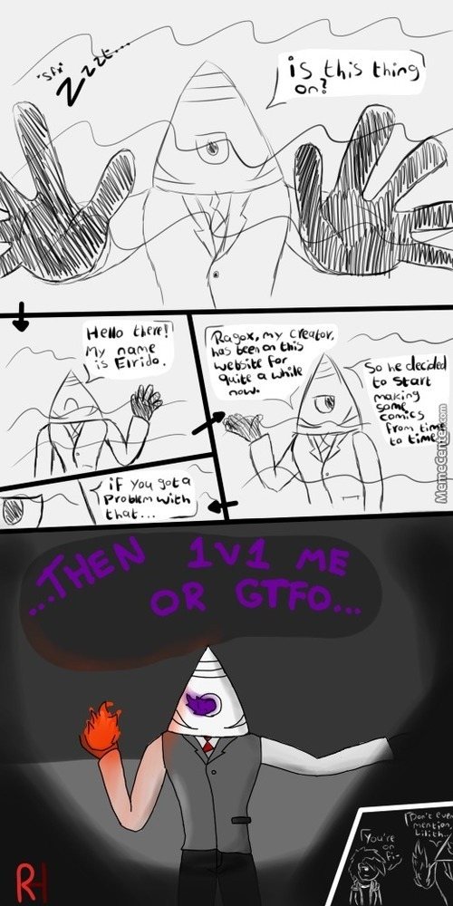 Introductory Comic