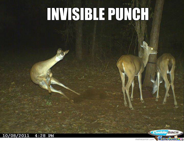 Invisible Punch