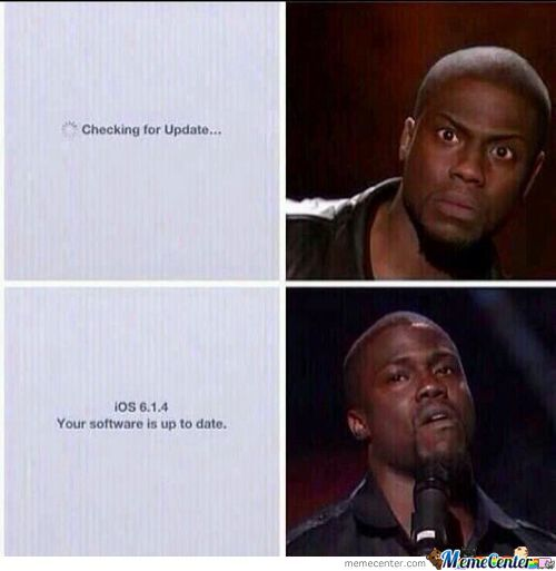 Ios7 Is Releasing Today And Everybody Be Like