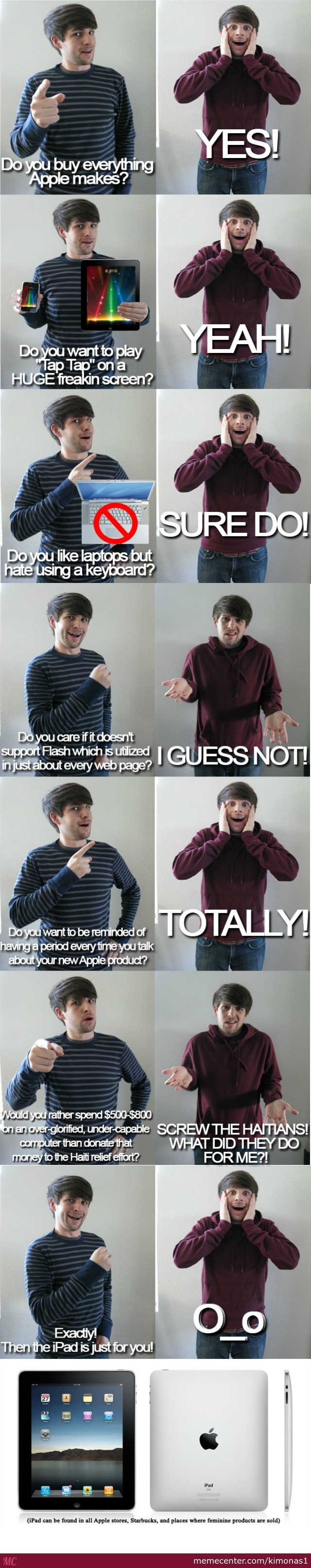Ipad Smosh