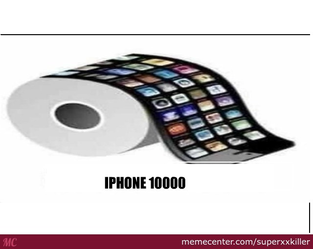 Iphone 10,000 by superxxkiller