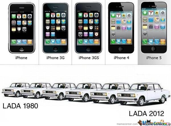 Iphone And Lada