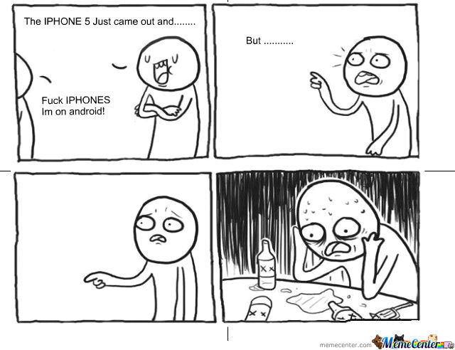 Iphone Vs Androids