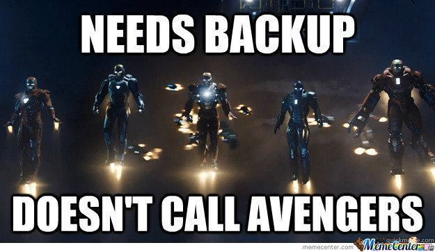 Iron Man 3 Logic