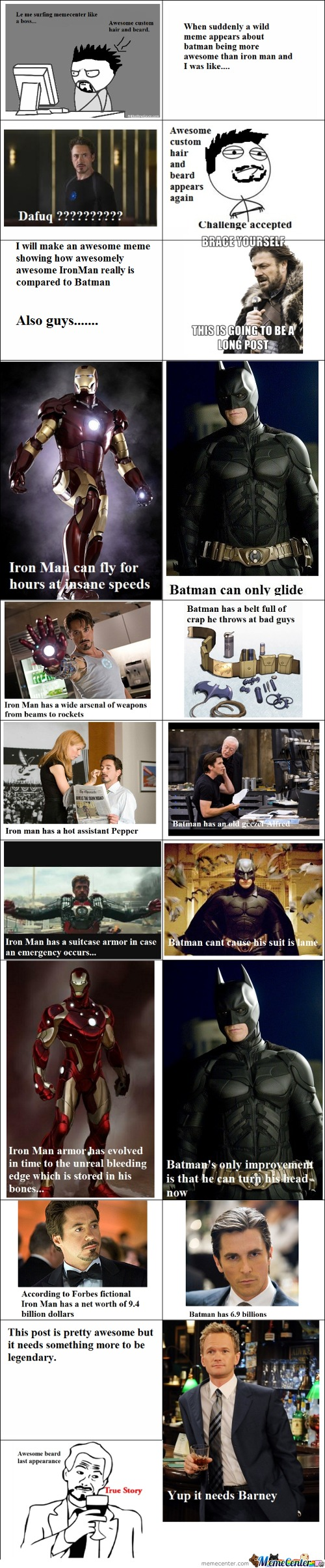 Iron Man  Is The Best