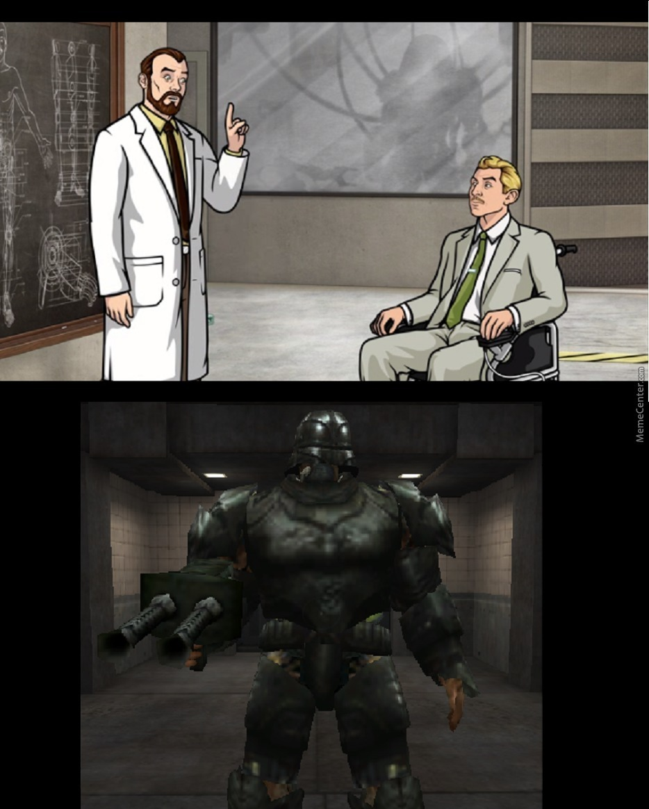 is dr krieger the master mind behind the super soldier from return to castle wolfenstein_o_6238621 is dr krieger the master mind behind the super soldier from return