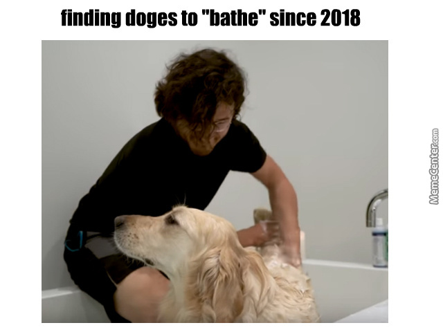 Is It Really Bathing Tho