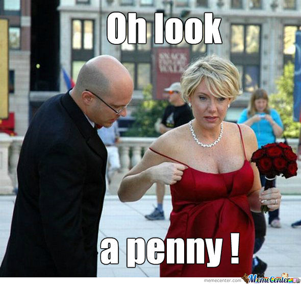 Is That My Penny ?!