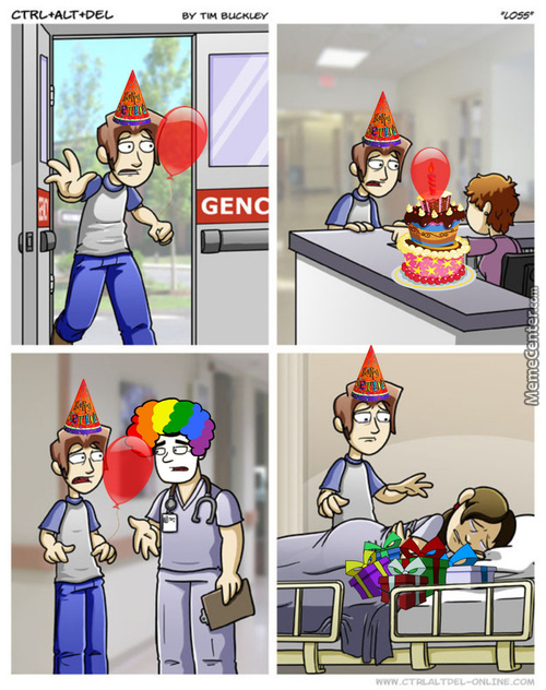 Isn't It Ironic That A Meme About Miscarriage Has It's 10Th Birthday?