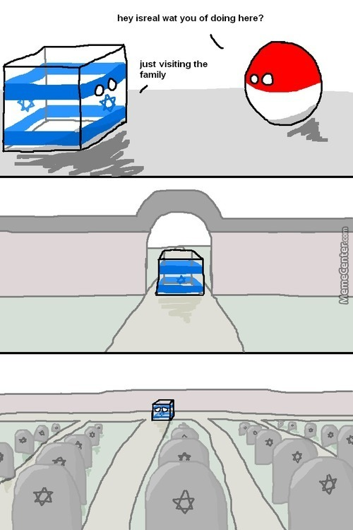 Israel Goes To Poland
