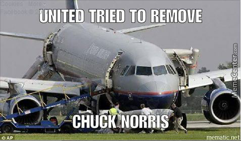 It's A Miracle... United Airlines Is Still Alive After This.