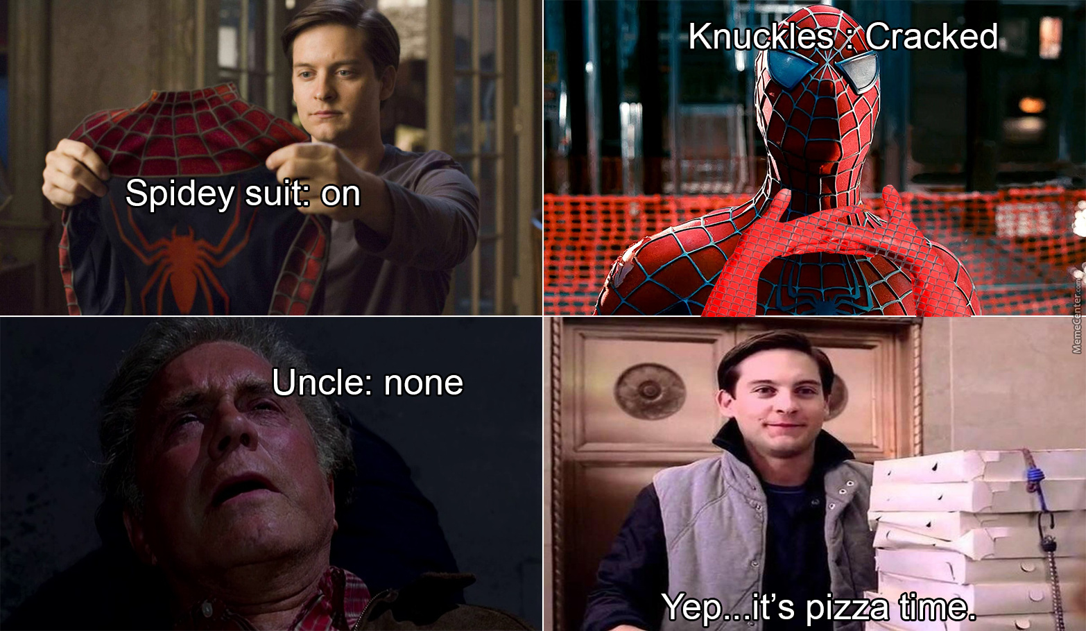 It's Always Pizza Time Peter