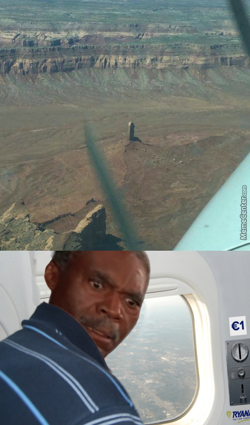 it amp 039 s damned hard to find good a picture of an outside shot of a airplane passenger window no pun intended_c_5232433 airplane memes best collection of funny airplane pictures