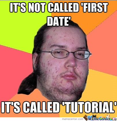 It's Not Called First Date...