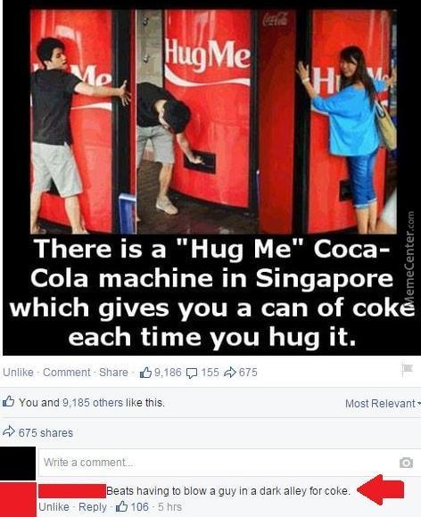 It Better Be Cherry Coke For That Price