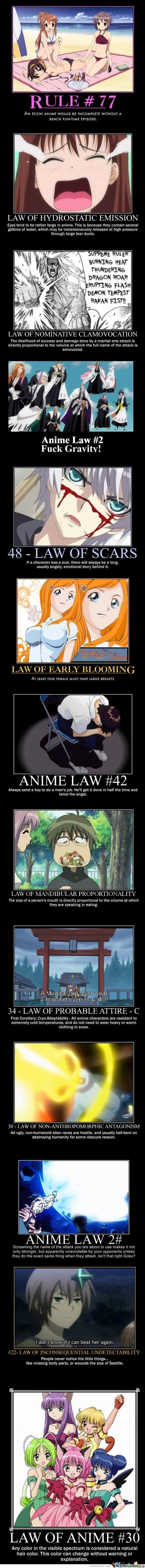It Is Law!