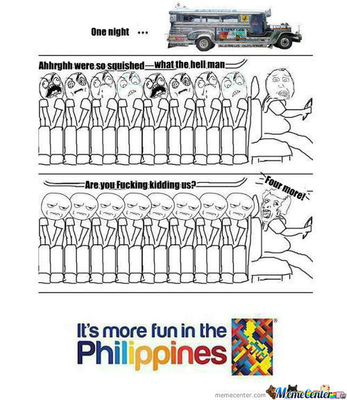 It Is More Fun In The Philippines