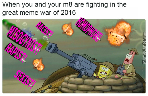 It Was A Bloody War