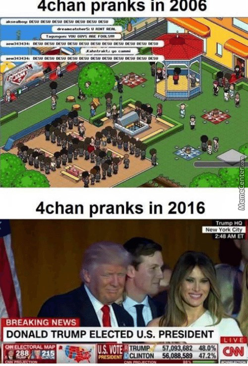 It Was Just A Prank, Bro!