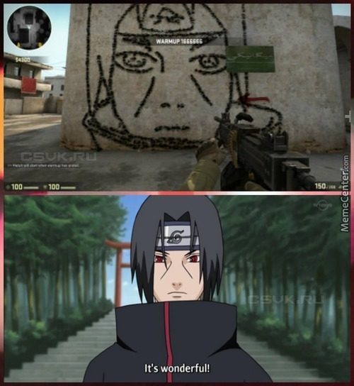 Itachi Approves