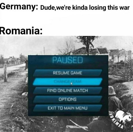 Italy Did It First!