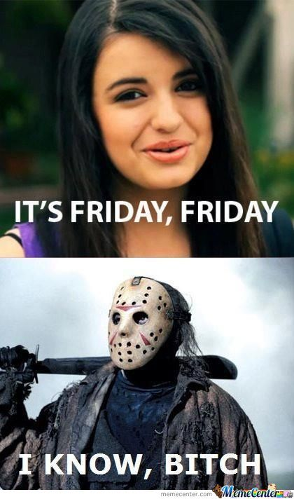 It's Friday The 13Th