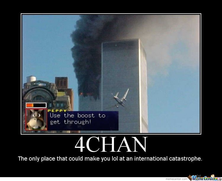 Its Funny Because 9/11