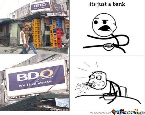 Its Just A Bank They Said....